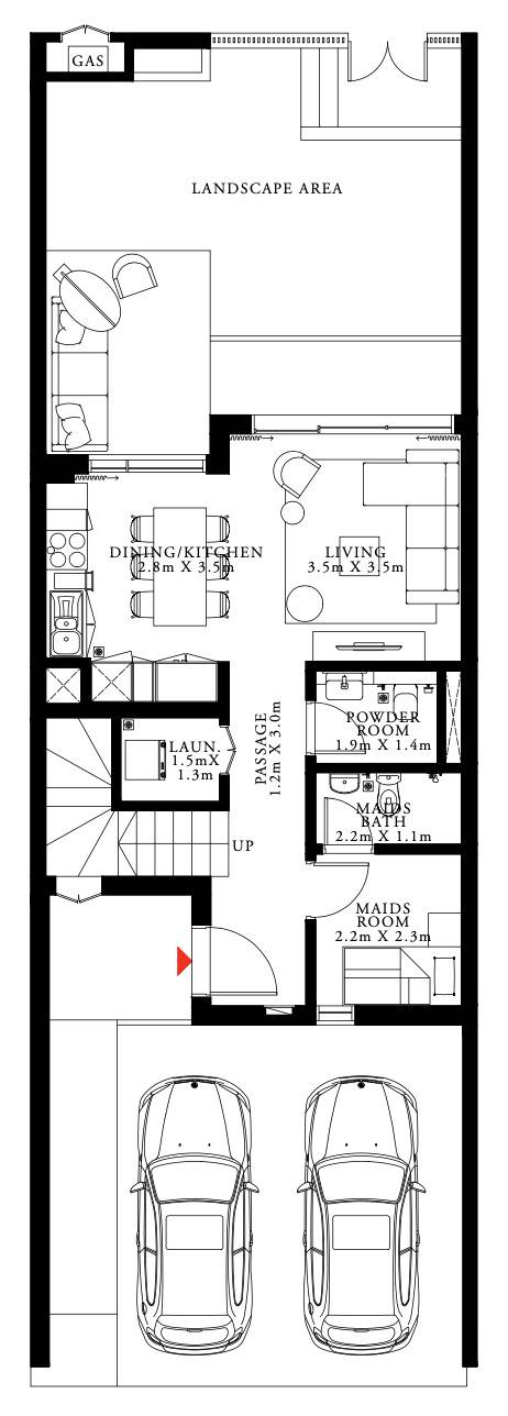floor plan num. 3,197