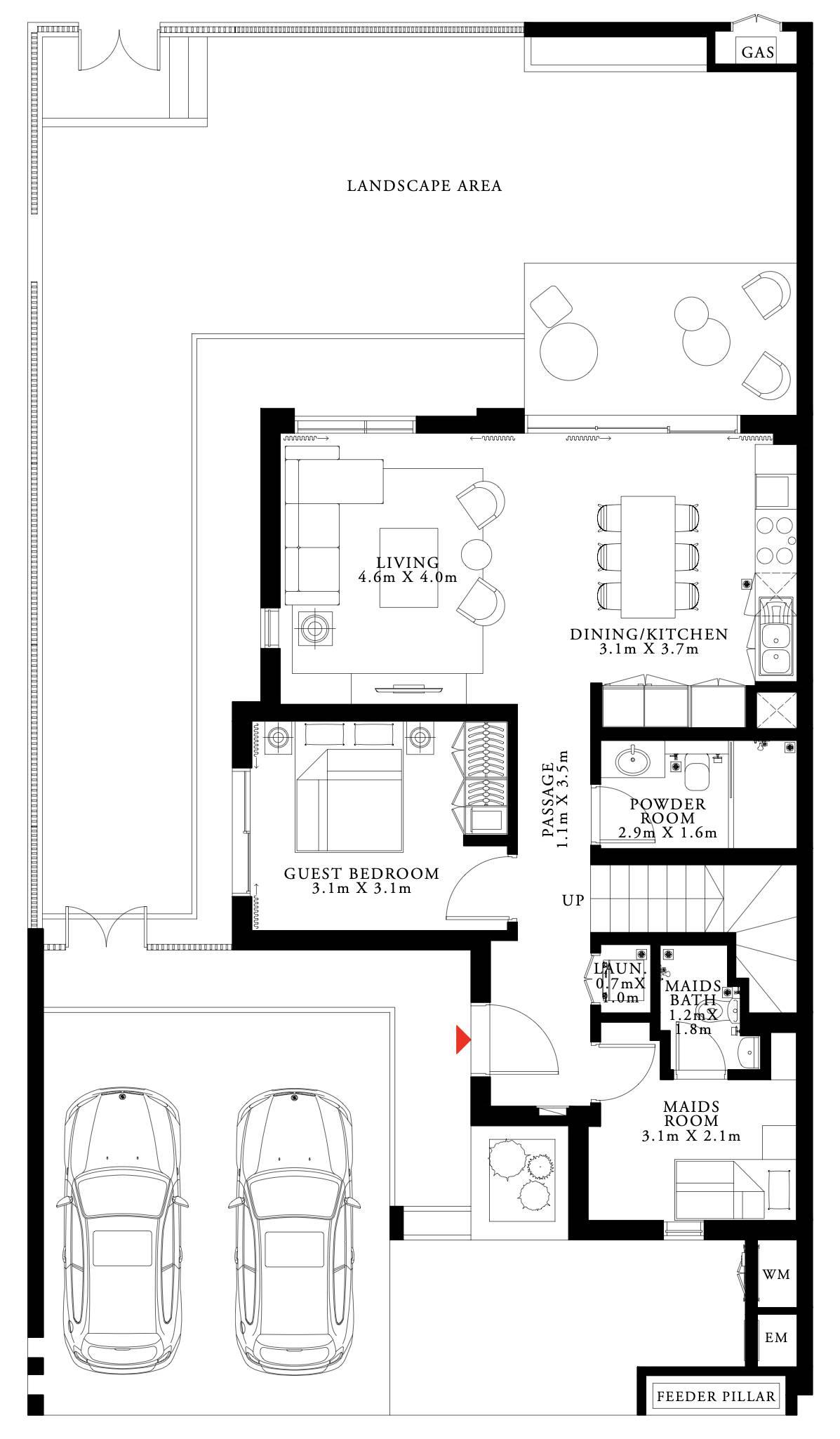 floor plan num. 3,893