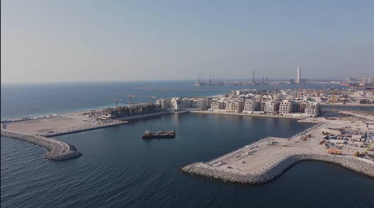 Port De La Mer Drone Video 4K
