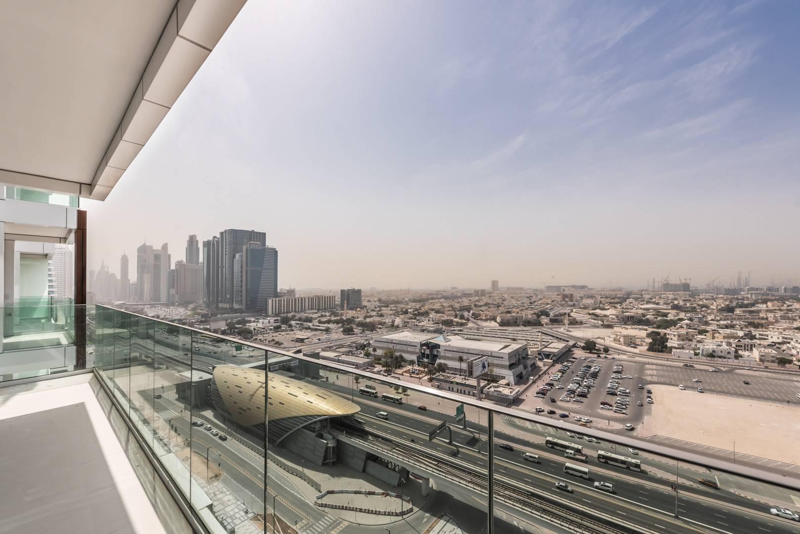 АРЕНДА в Park Gate Residences-Дубай-ОАЭ