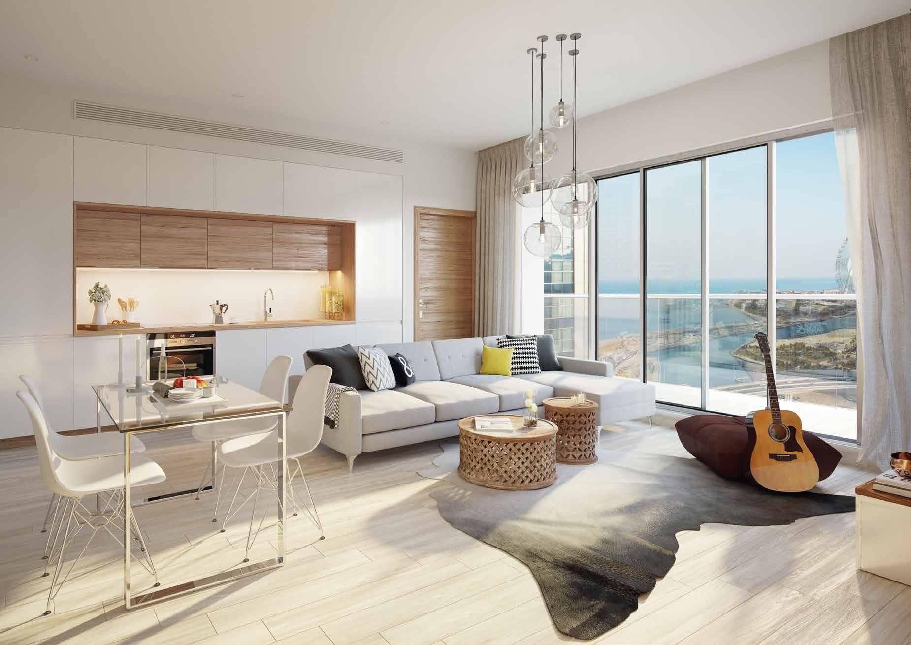 Апартаменты, sale в Studio One Дубай, ОАЭ
