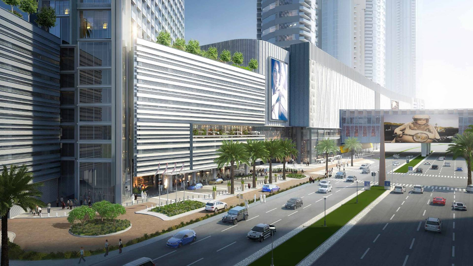 Продажа в Vida Residences At Dubai Mall-Дубай-ОАЭ