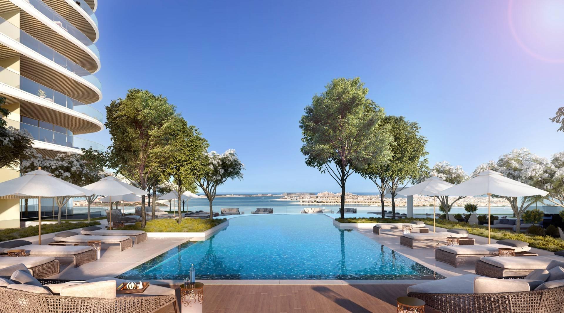 Продажа в Elie Saab Residences-Дубай-ОАЭ