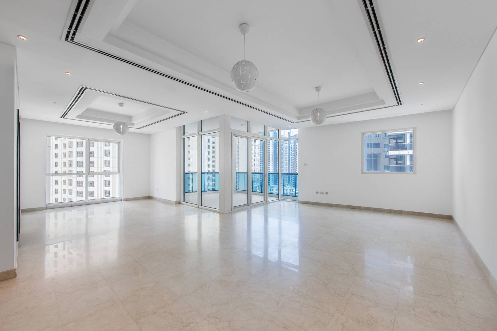 Dubai Marina View | Unfurnished | Very Spacious