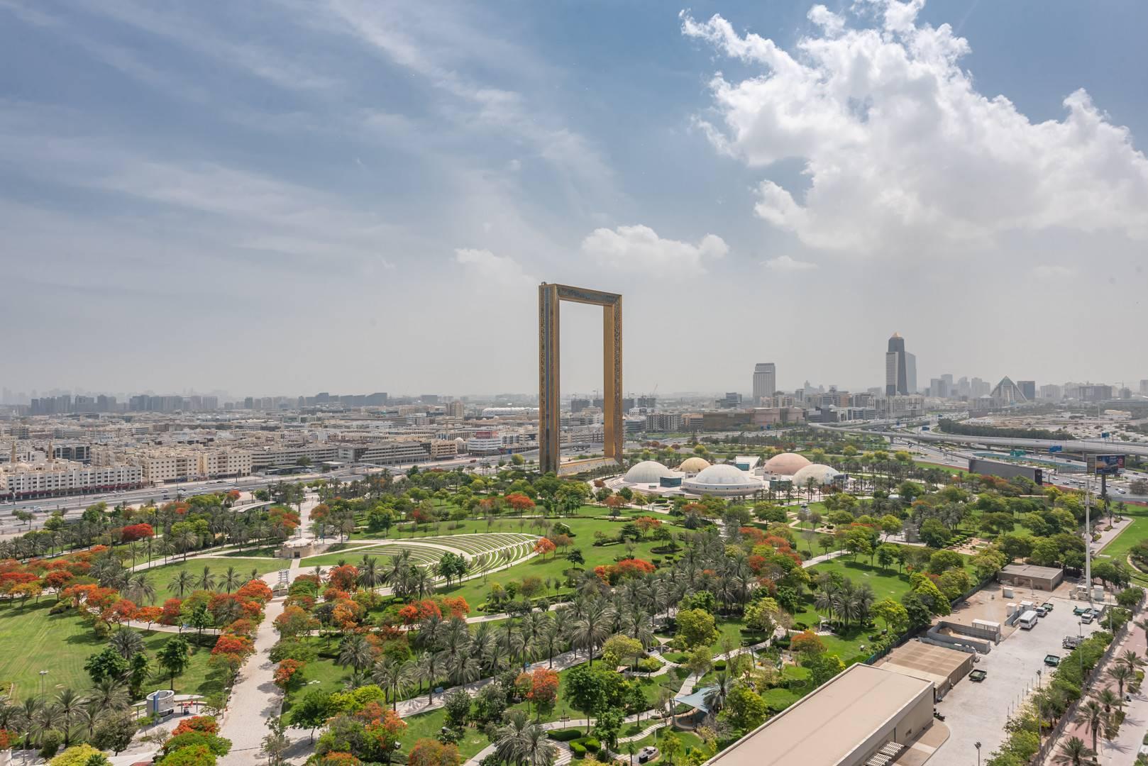 Апартаменты, sale в Park Gate Residences Дубай, ОАЭ