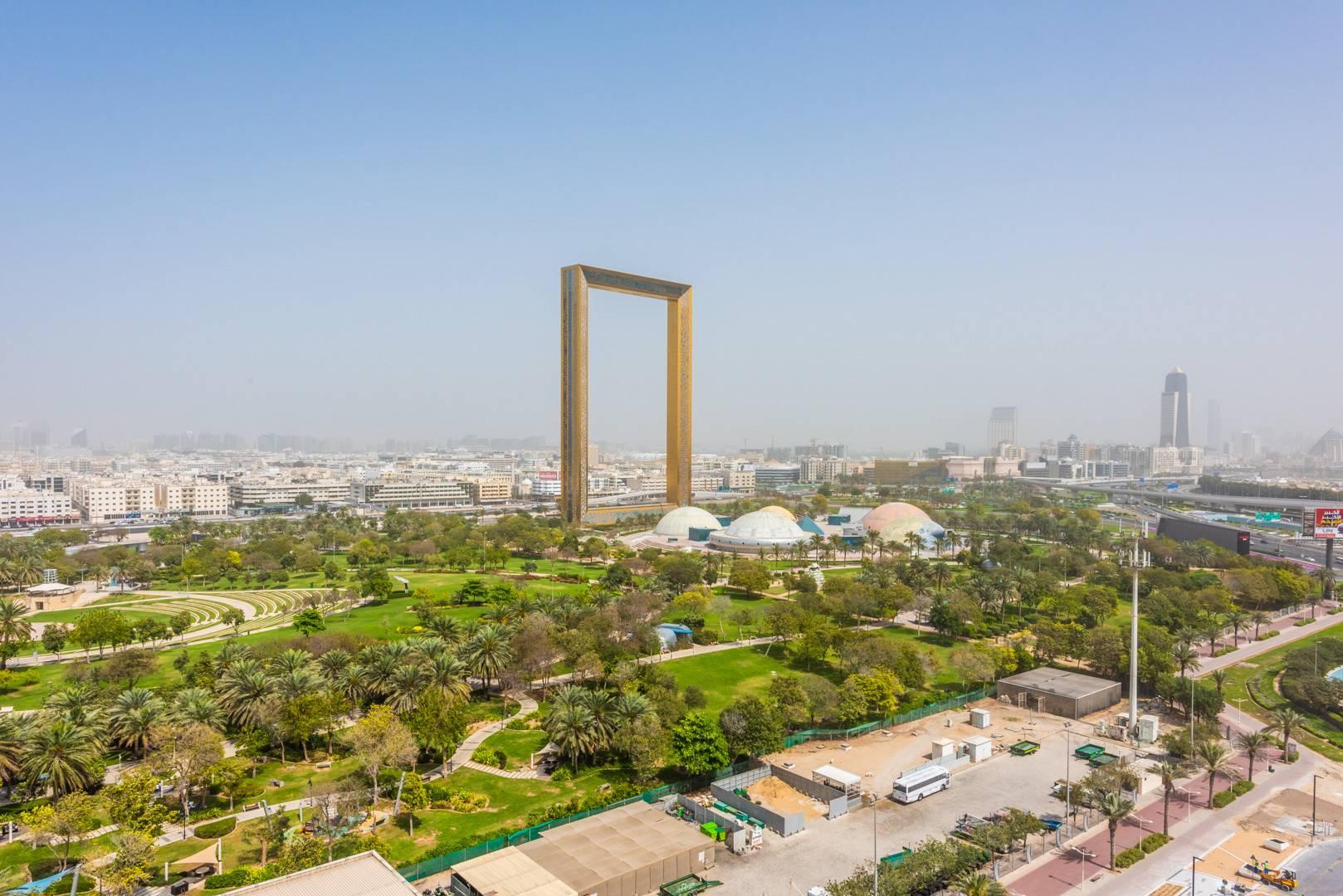 Апартаменты, Аренда в Park Gate Residences Дубай, ОАЭ