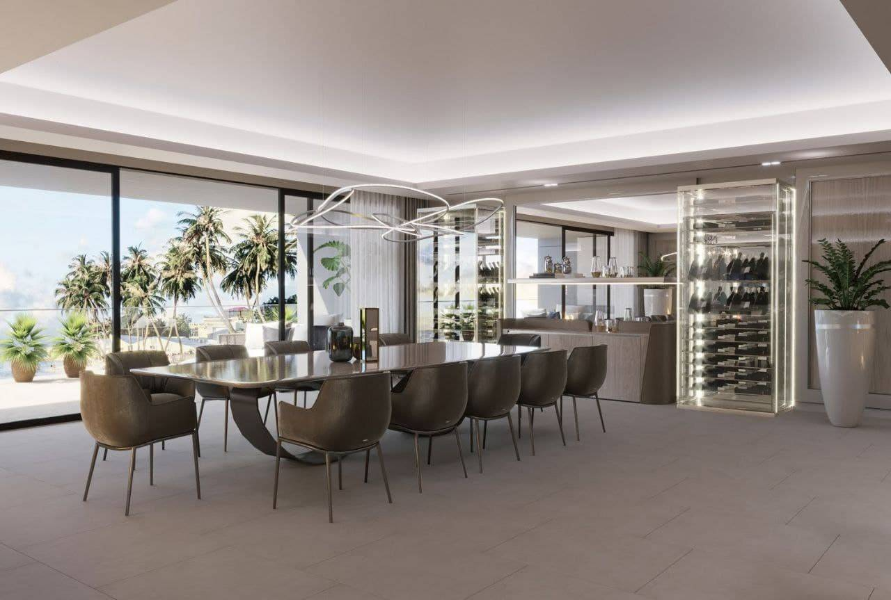 Апартаменты, sale в The W Residences Дубай, ОАЭ