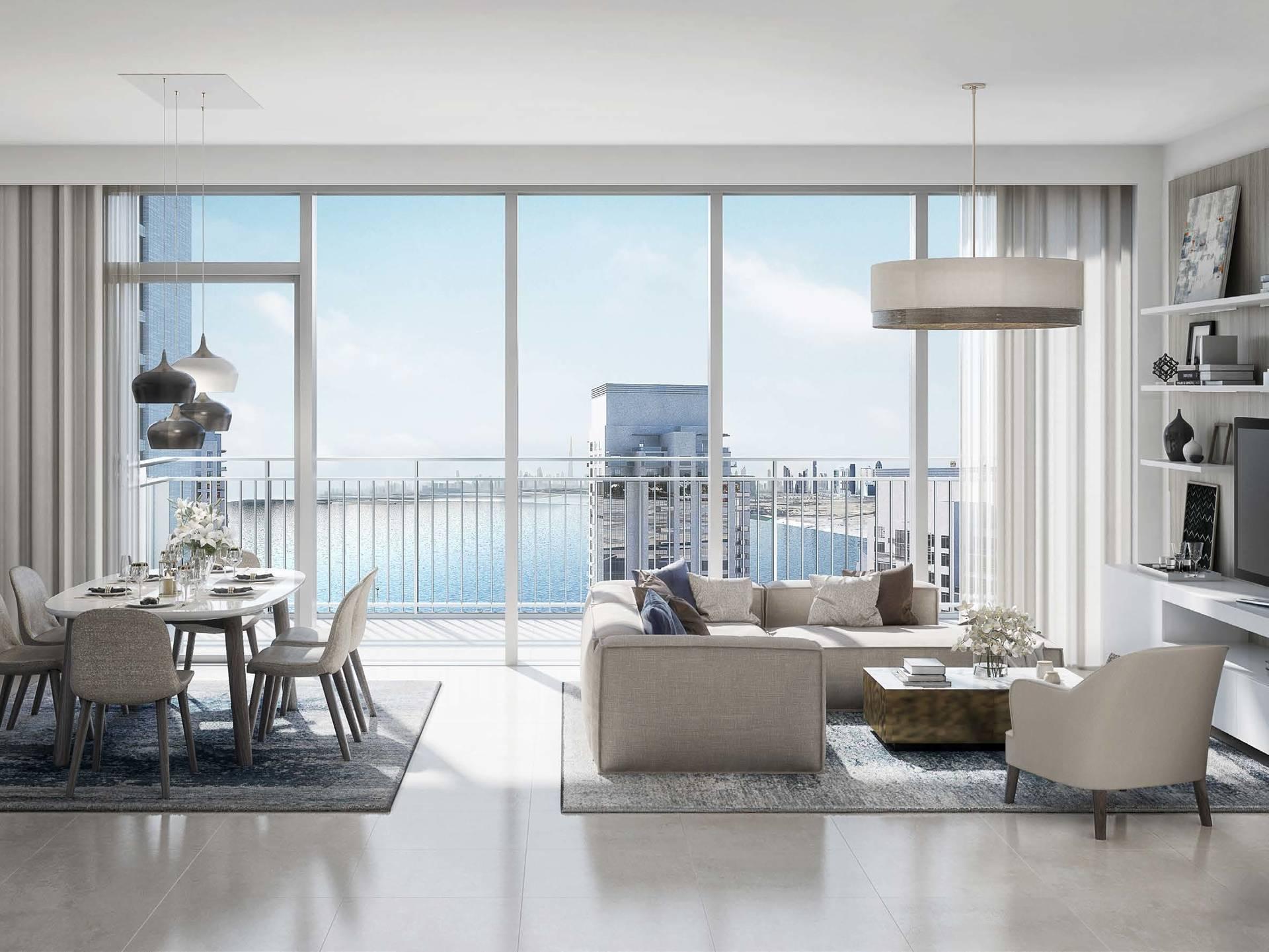 Apartment, sale in Creek Horizon Dubai, UAE