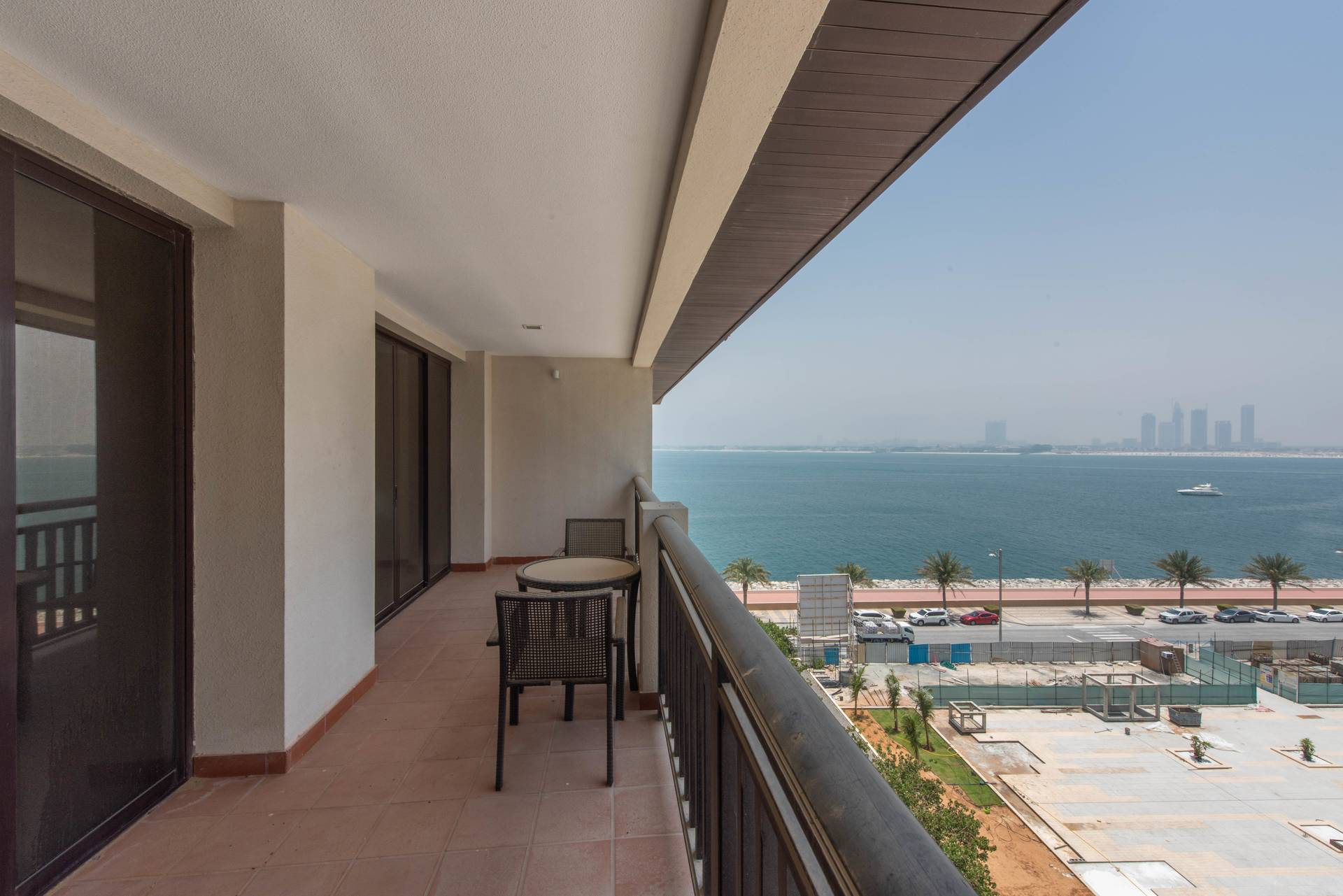 Fully Furnished | Sea View | Balcony