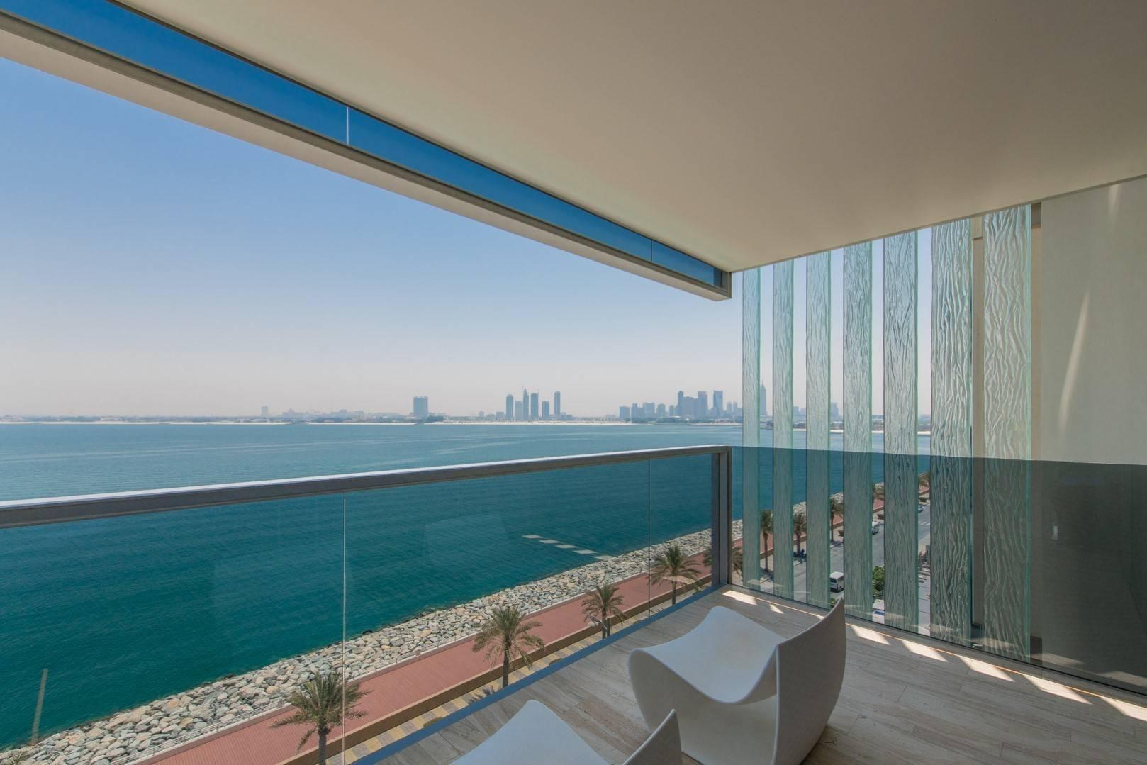 Luxury Lifestyle | Panoramic Sea View | Balcony