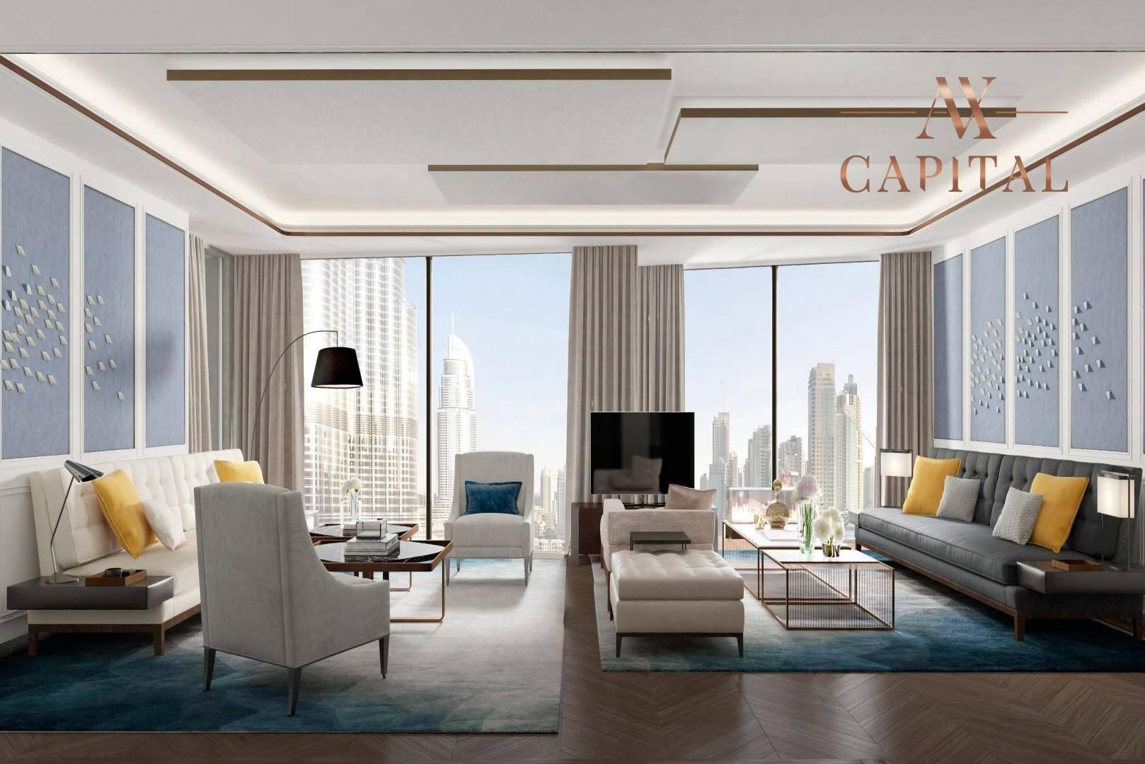 Продажа в The Address Residences Dubai Opera-Дубай-ОАЭ