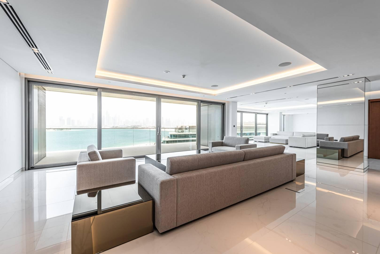 Пентхаусы, sale в The W Residences Дубай, ОАЭ
