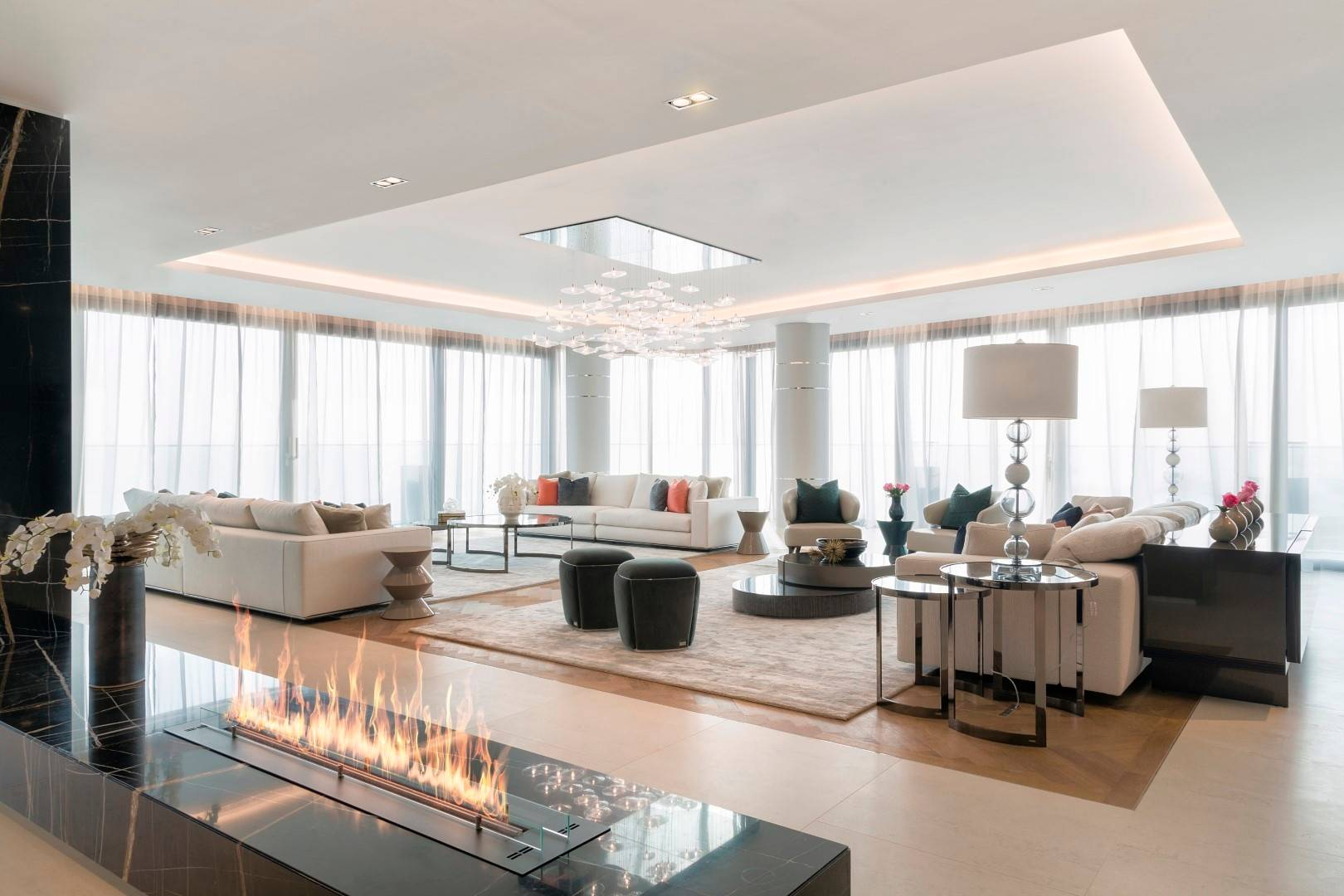 Luxurious Penthouse | VIP community | Amazing Layout