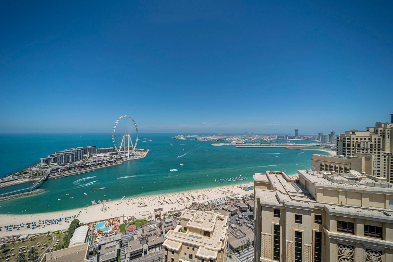 Apartment, rent in Amwaj Dubai, UAE