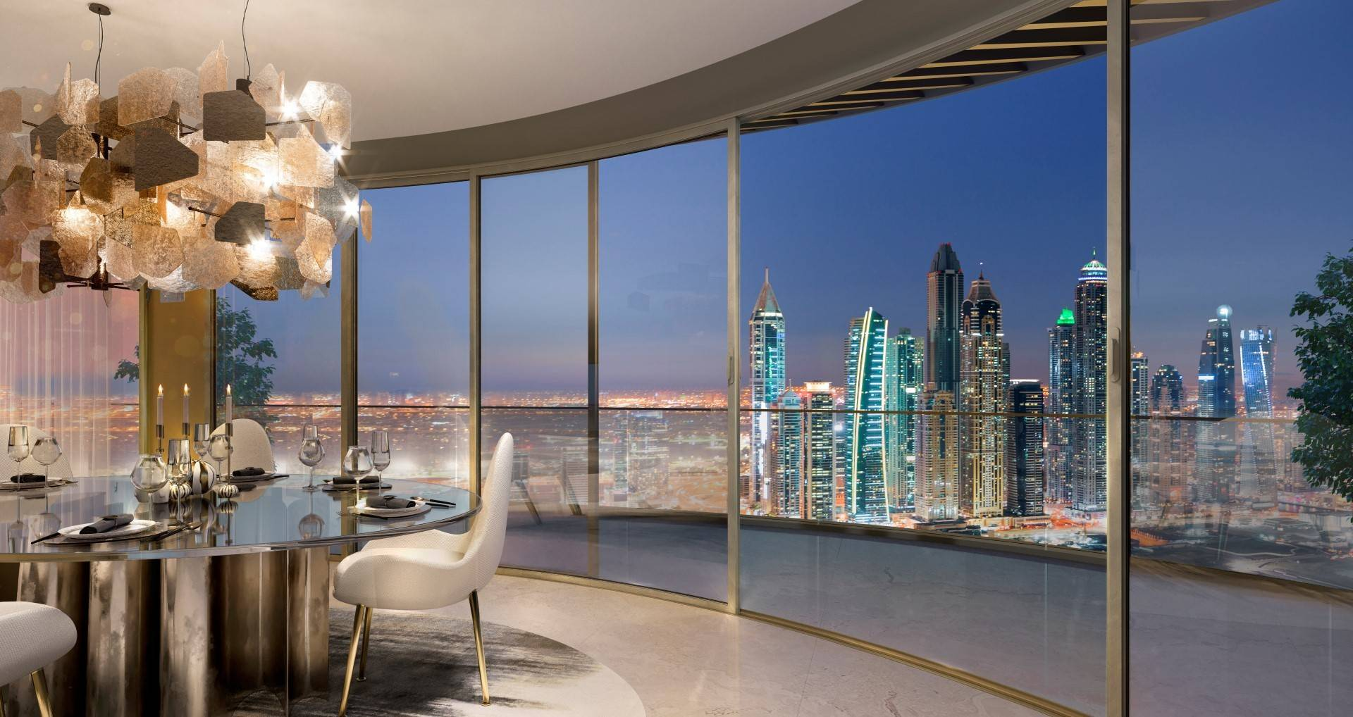 SALE in Emaar Beachfront-Dubai-UAE