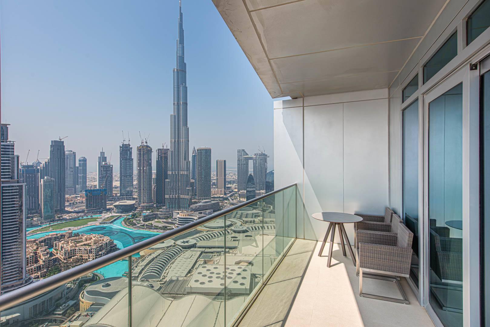RENT in The Address Residence Fountain Views 1-Dubai-UAE