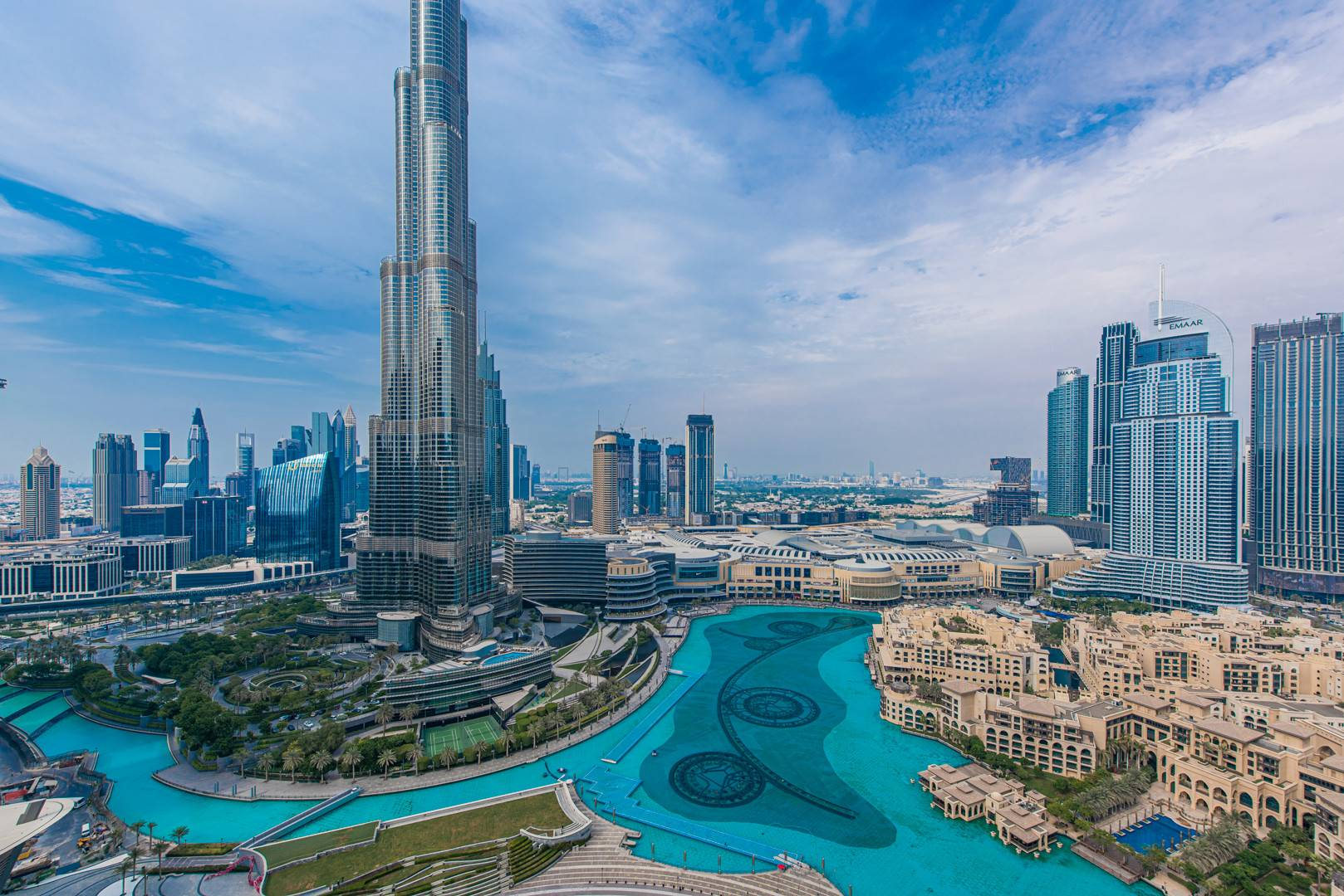 Burj Khalifa & Fountain View | Penthouse