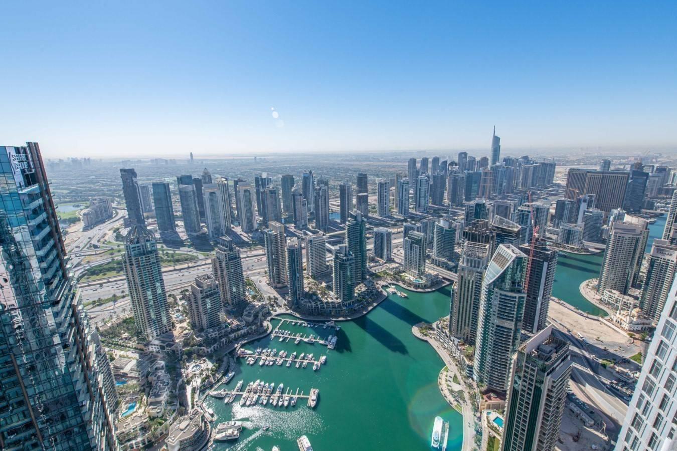 Продажа в Damac Heights-Дубай-ОАЭ