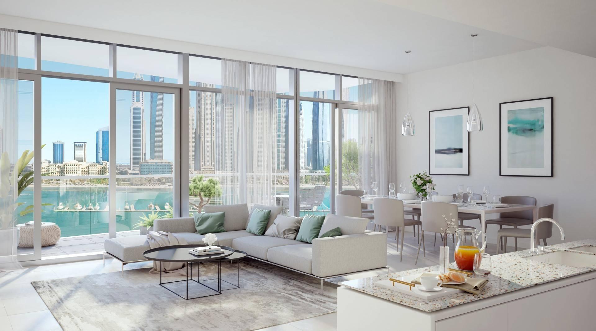 Апартаменты, sale в Marina Vista Дубай, ОАЭ