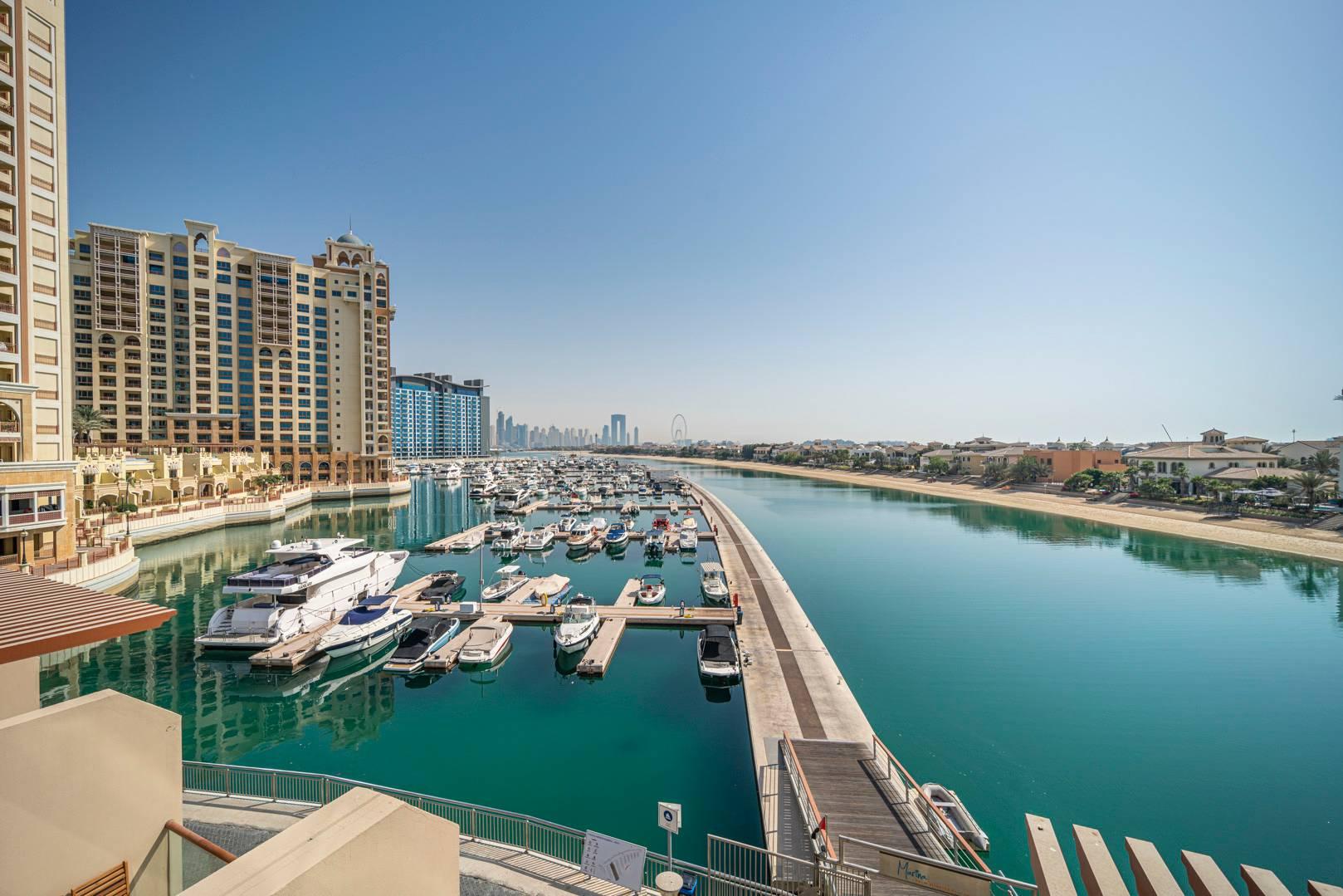 Продажа в Palm Views-Дубай-ОАЭ