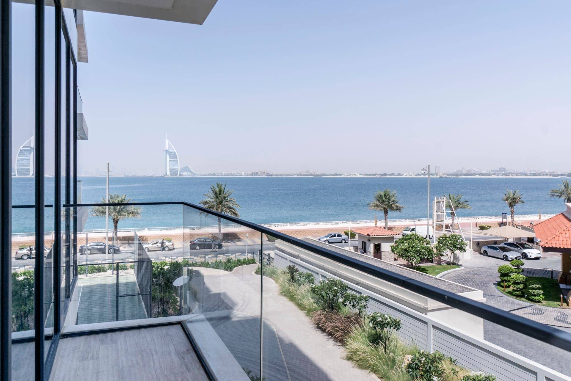 Panoramic Sea View | Private Beach | Furnished