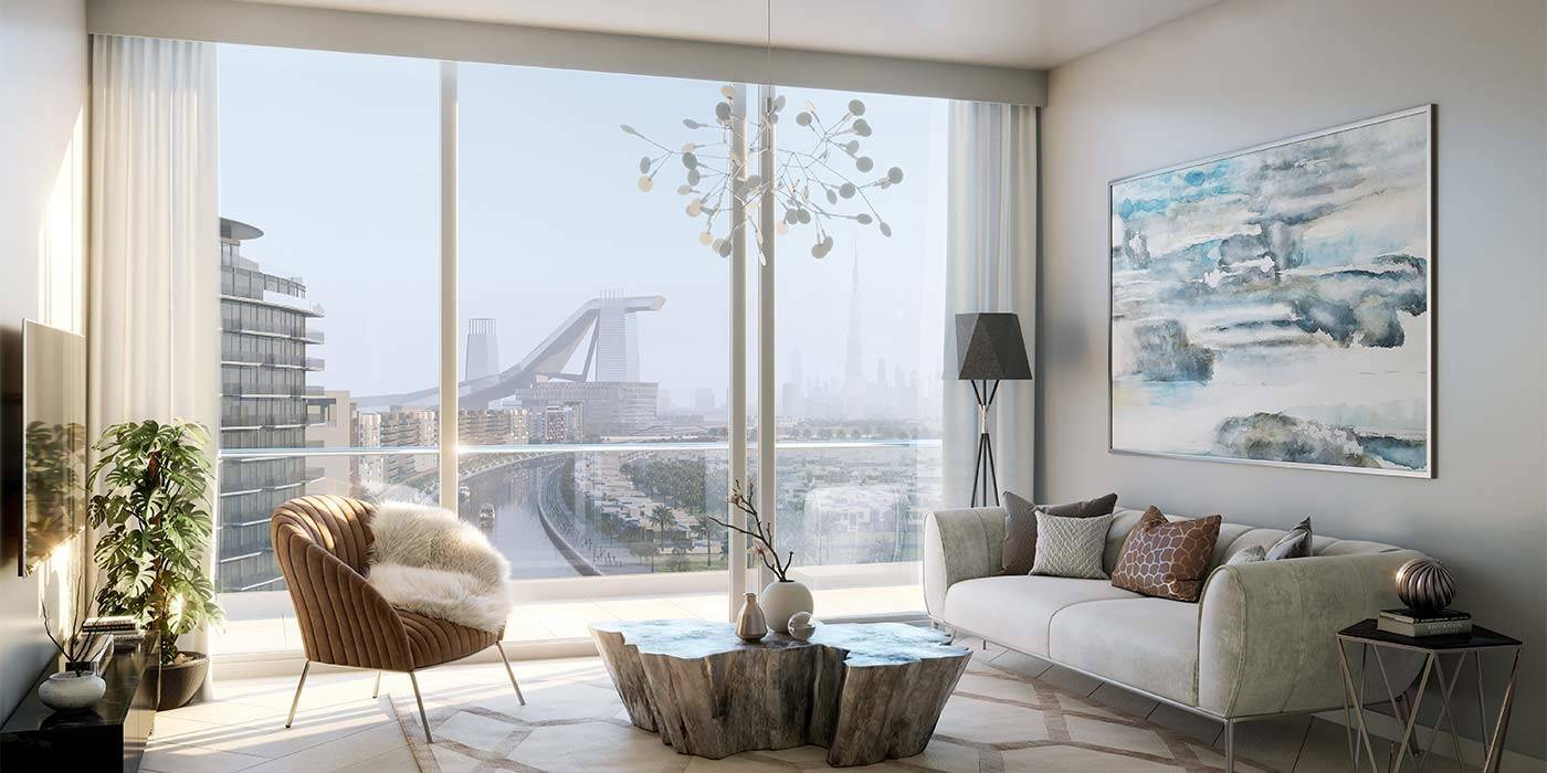 Stunning 1 Bedroom Apartment | Luxurious Finish
