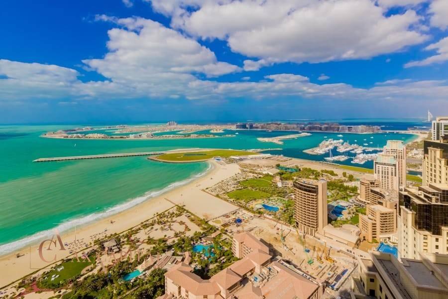 Panoramic Sea View | Beach Access | Spacious