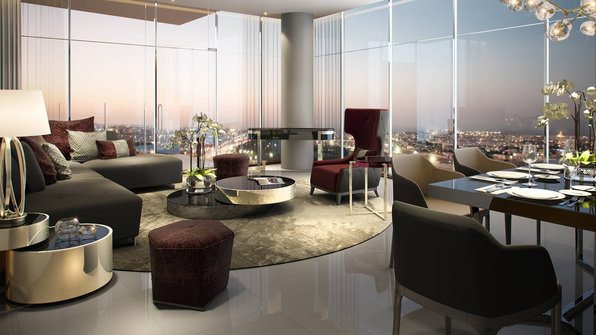 Furnished Luxury Apartments | Prime Location