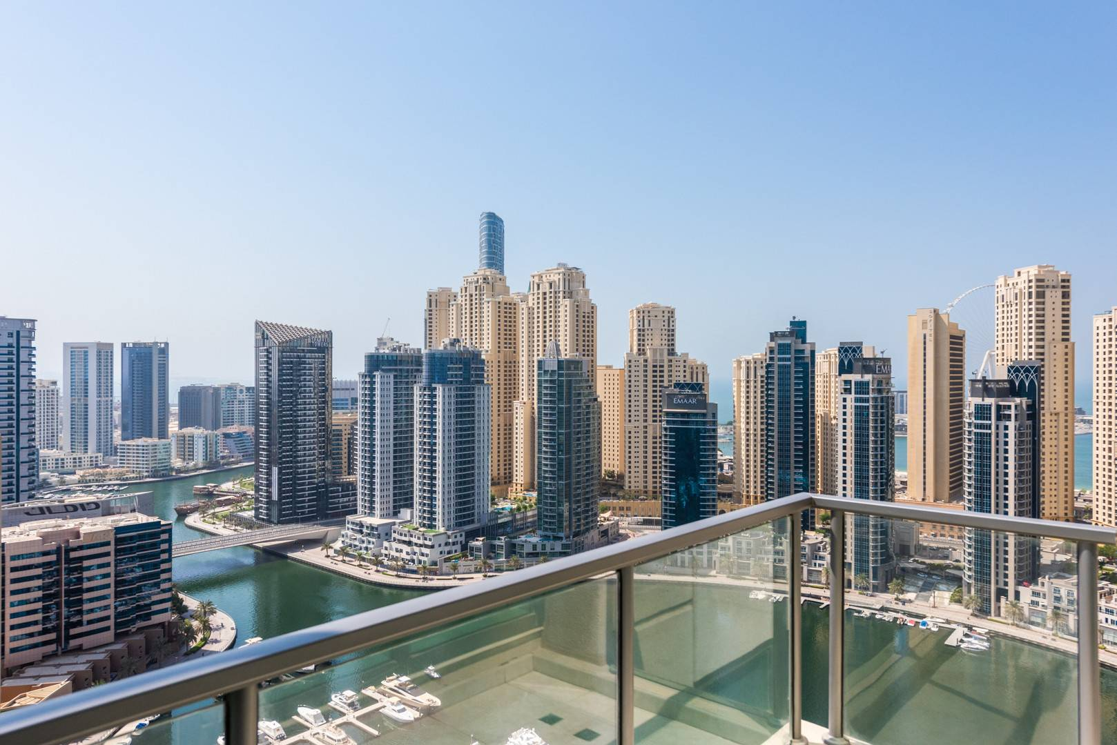 Best Deal | Full Marina View | Balcony