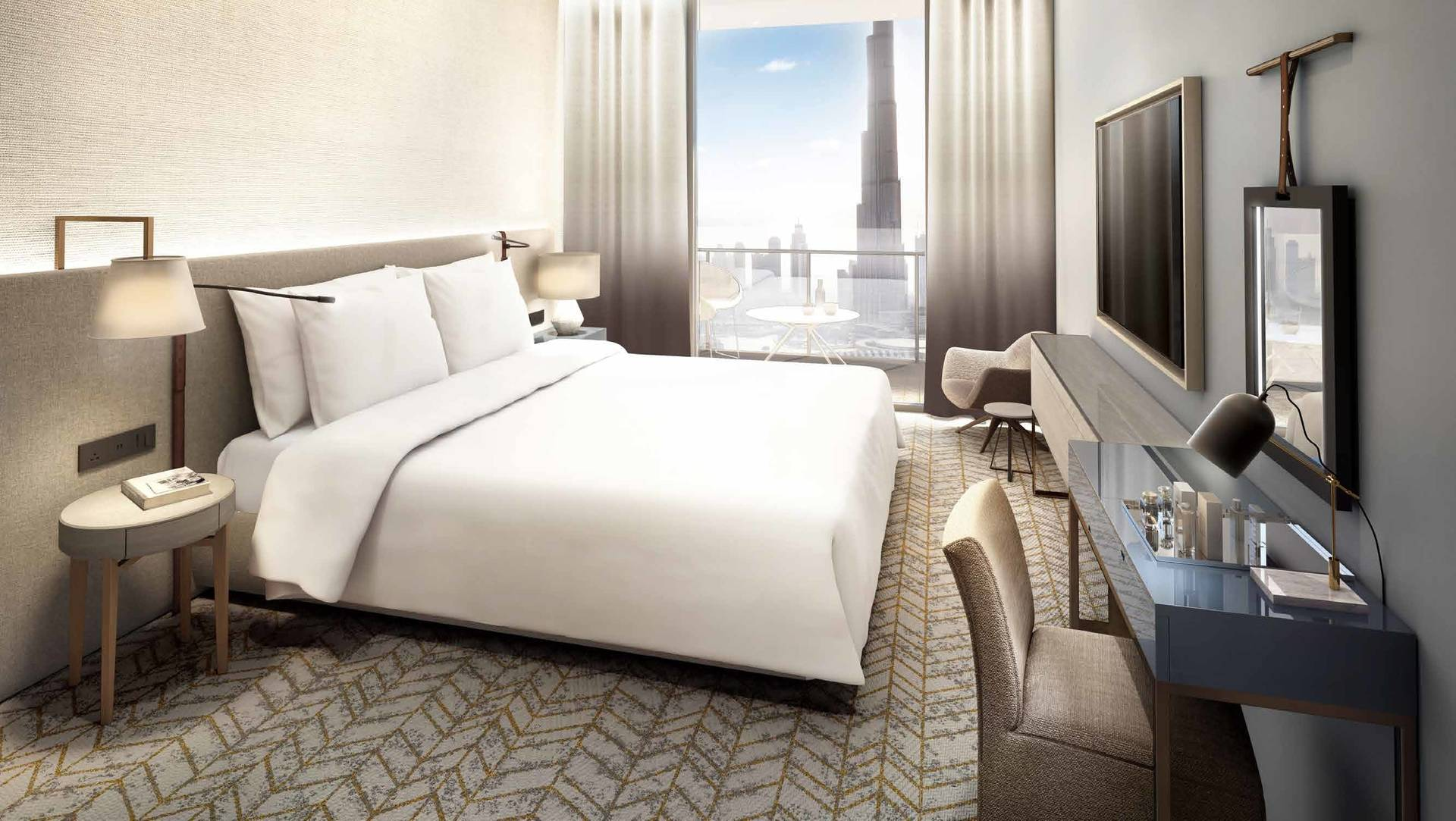 Apartment, sale in Vida Residences At Dubai Mall Dubai, UAE