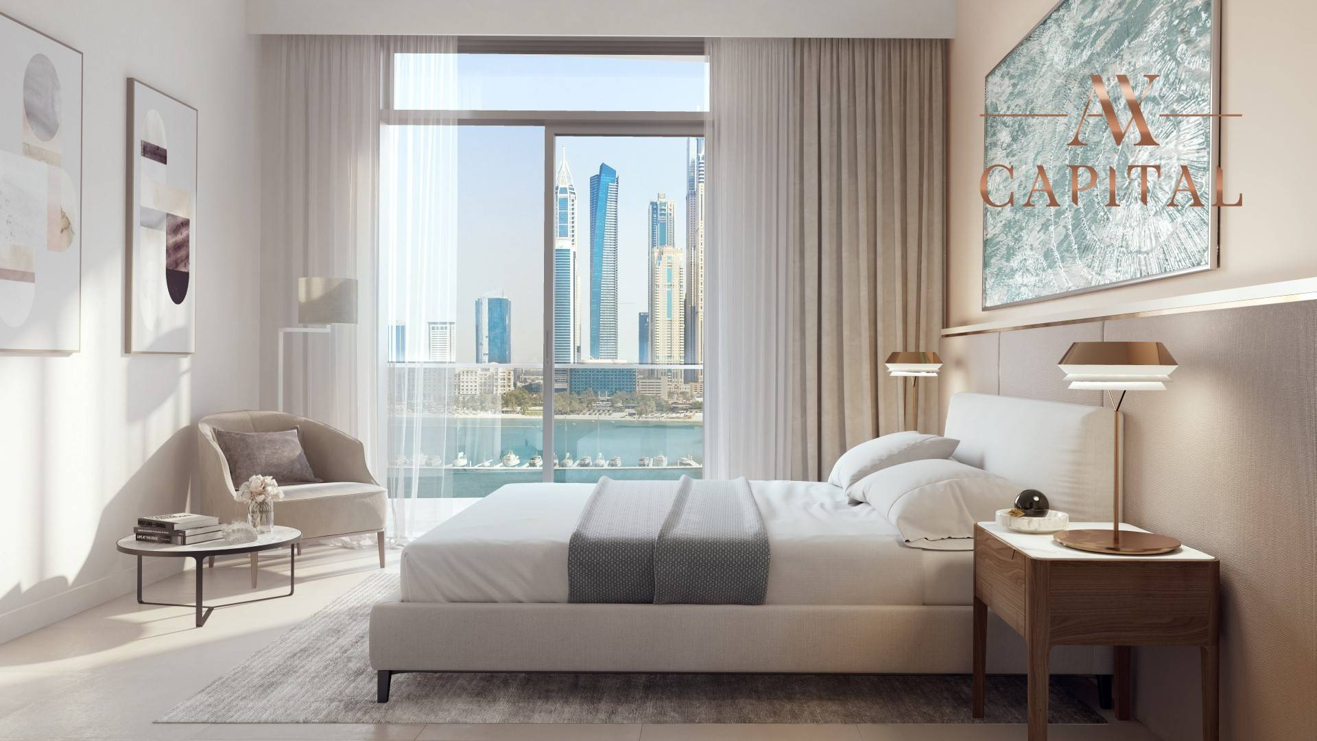SALE in Marina Vista-Dubai-UAE
