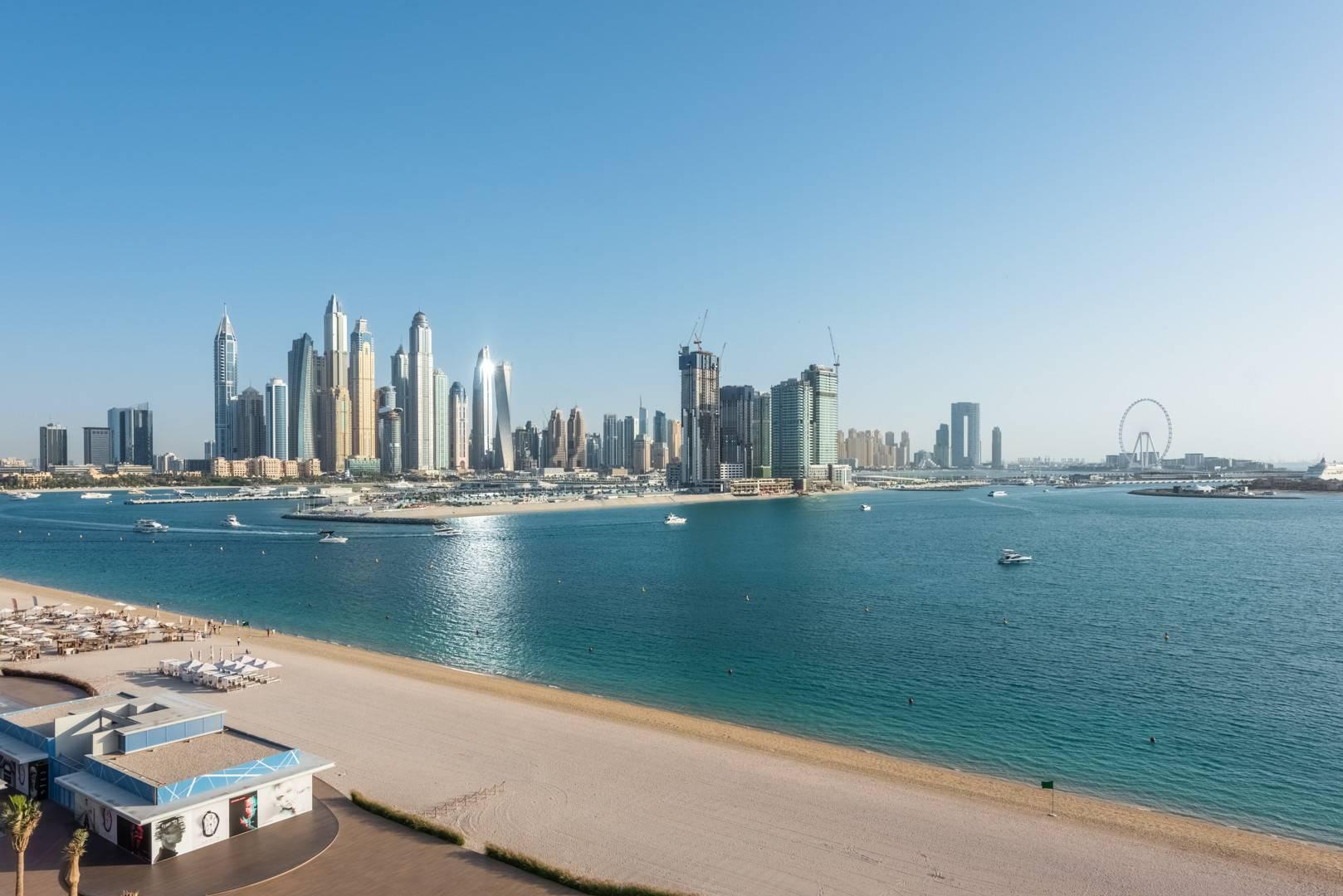 Продажа в The Fairmont Palm Residence North-Дубай-ОАЭ