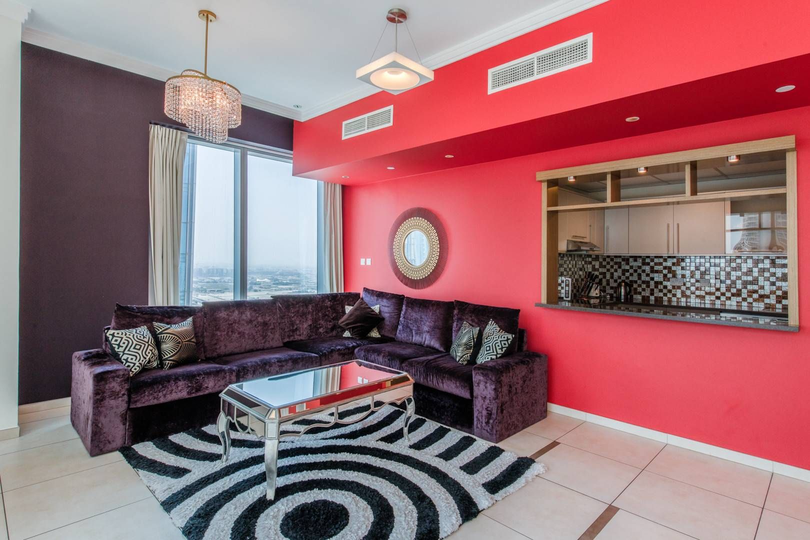 Burj Khalifa View | Fully Furnished | Sea View