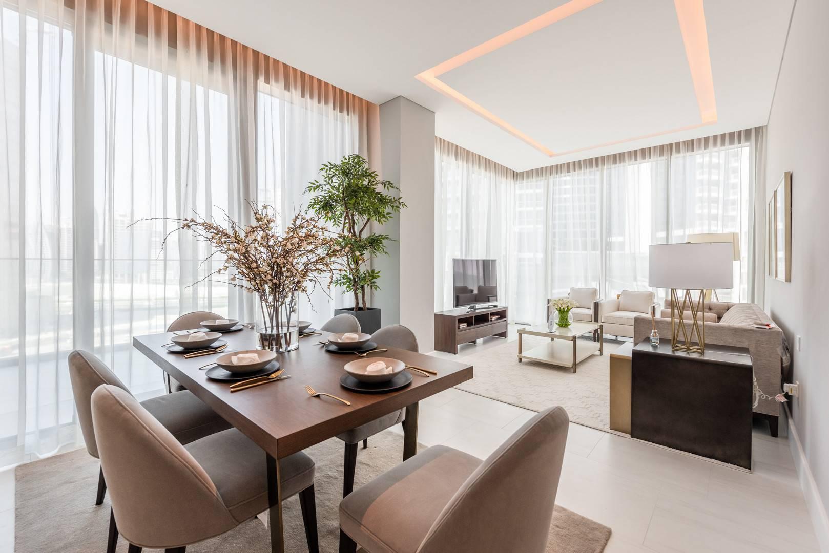 Продажа в SLS Dubai Hotel and Residences-Дубай-ОАЭ