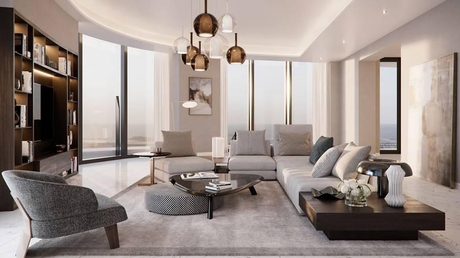 Апартаменты, sale в Il Primo At The Opera District Дубай, ОАЭ