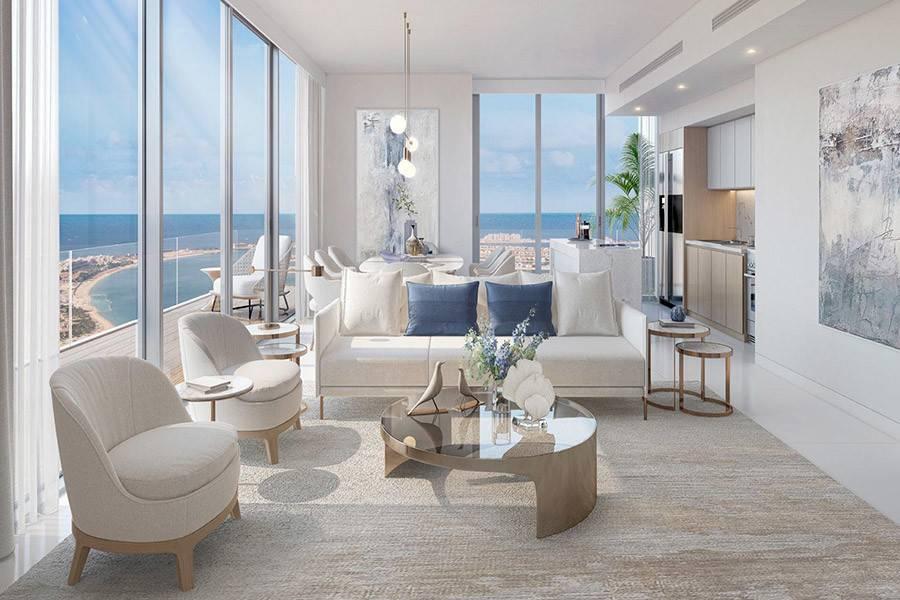 Апартаменты, sale в Beach Vista Дубай, ОАЭ