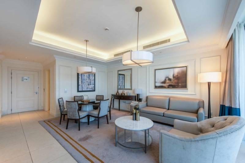Apartment, rent in Address Boulevard Dubai, UAE