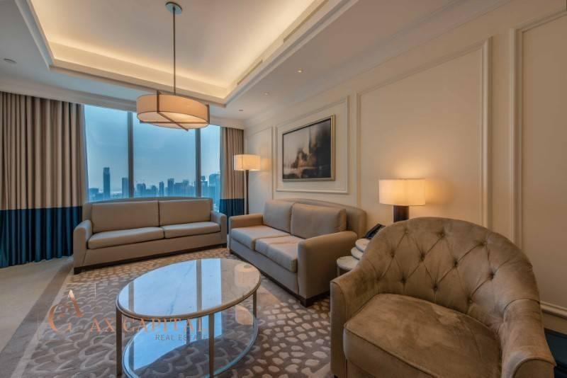 03 Series   Burj Khalifa View   Fully Furnished