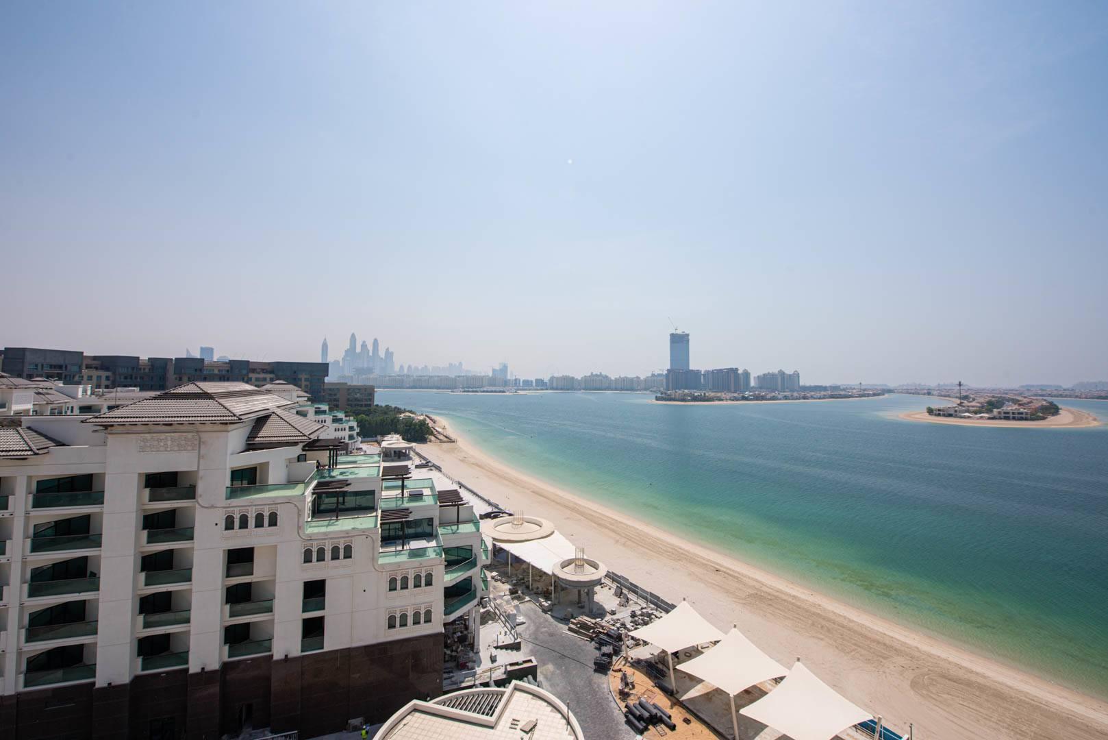 Private Beach | Panoramic Sea View | Balcony