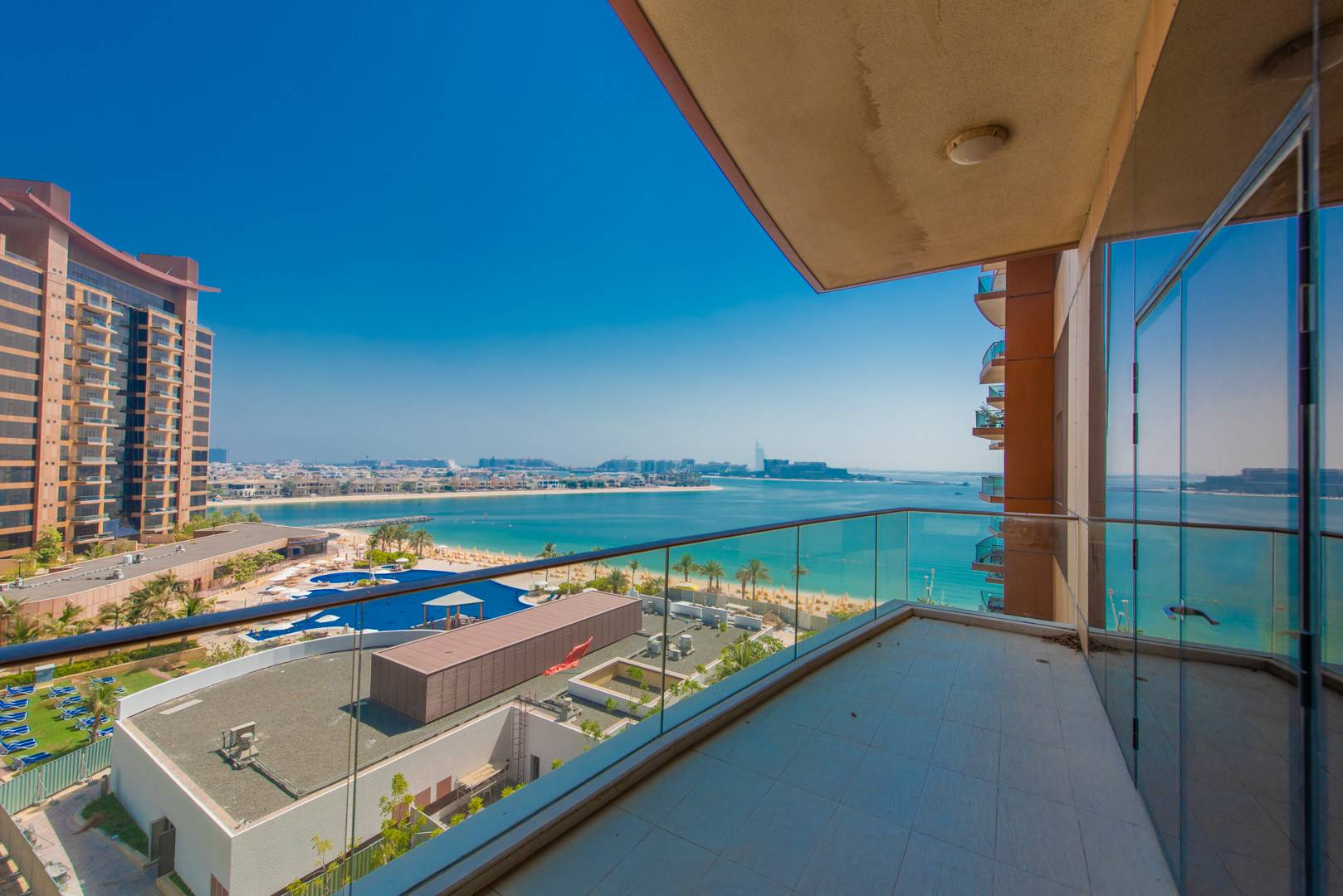 Private Beach | Luxury Lifestyle | Sea and Pool View