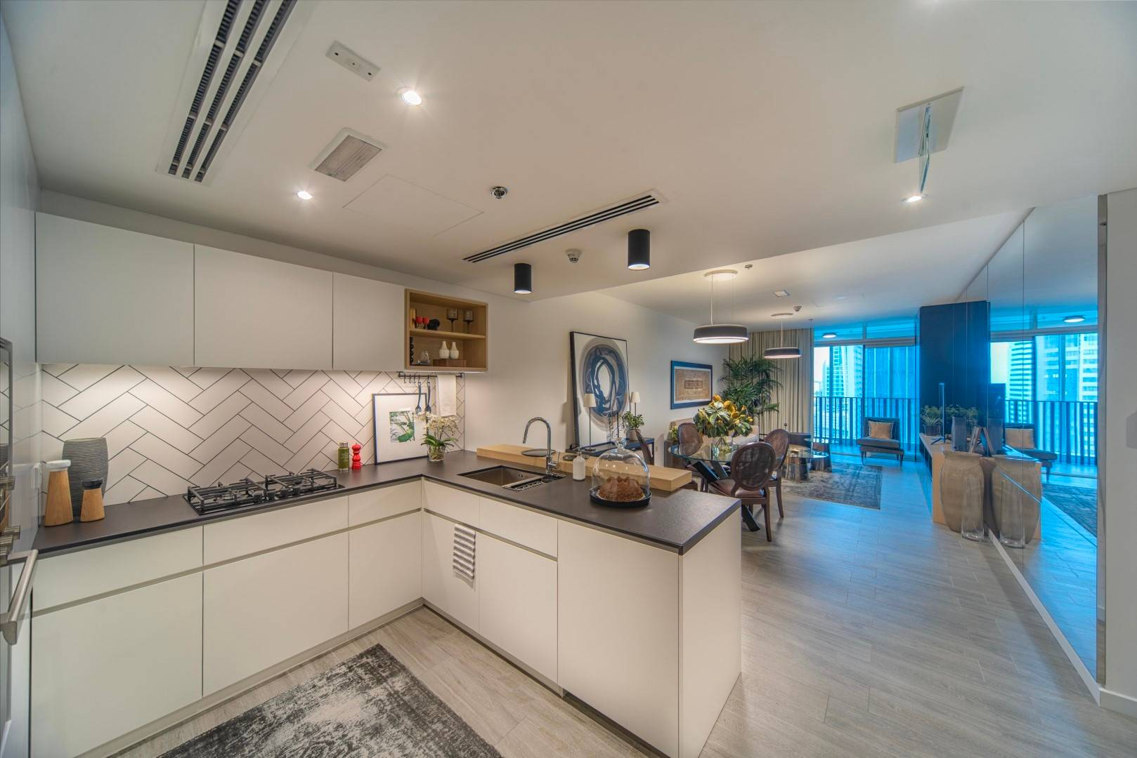 Апартаменты, sale в Belgravia Square Дубай, ОАЭ