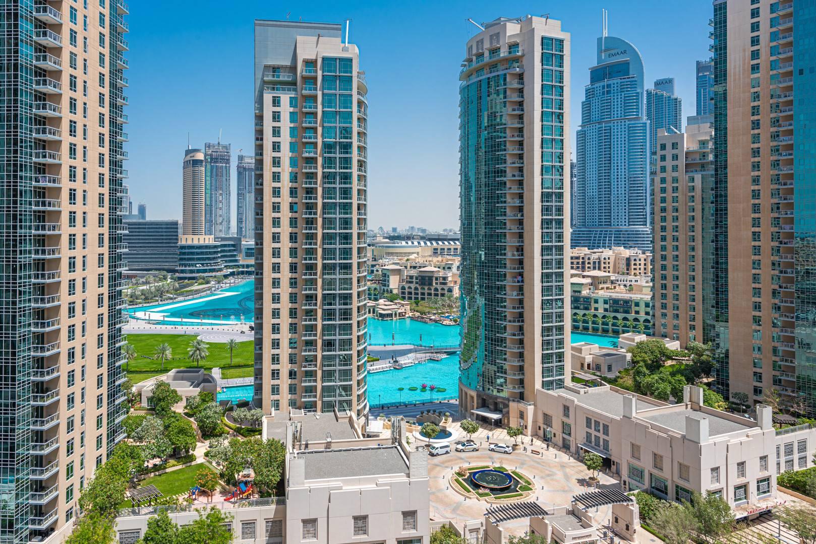 АРЕНДА в 29 Burj Boulevard Tower 1-Дубай-ОАЭ