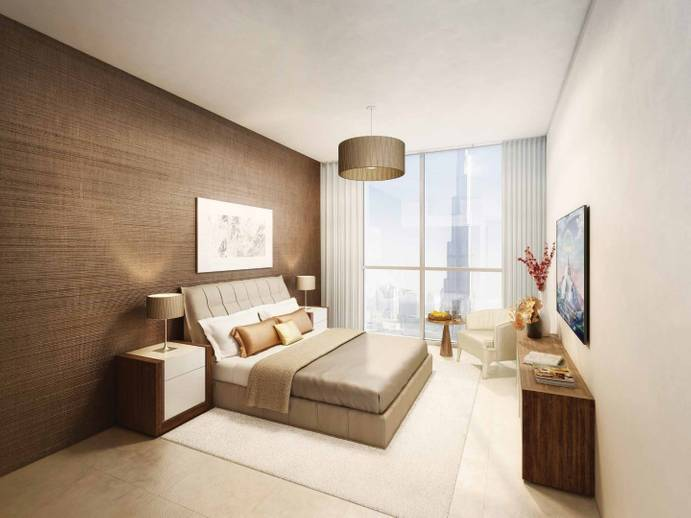 Продажа в Bellevue Towers-Dubai-ОАЭ