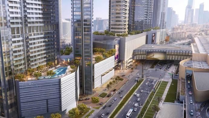Продажа в Vida Residences At Dubai Mall-Dubai-ОАЭ