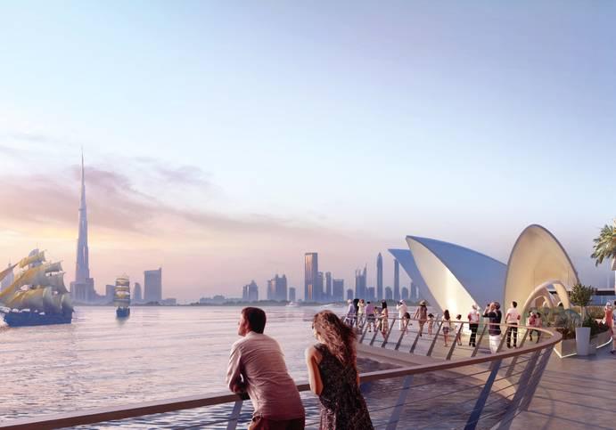 Продажа в Creek Gate-Dubai-ОАЭ