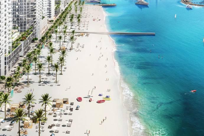 SALE in Beach Vista-Dubai-UAE