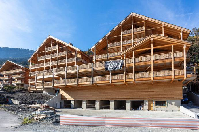 SALE in Le Montagnier-Champery-Europe, Switzerland, Champery