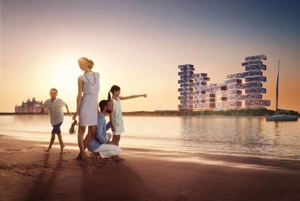 Продажа в Royal Atlantis-Dubai-ОАЭ