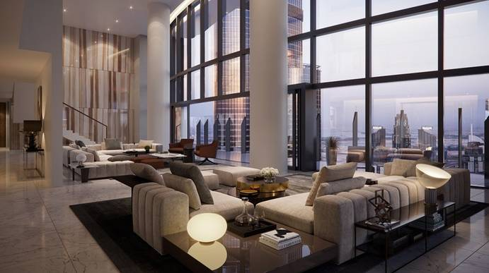 Продажа в Il Primo At The Opera District-Дубай-ОАЭ