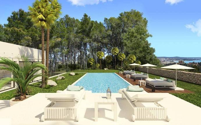 SALE in Son Vida-Mallorca-Europe, Spain, Mallorca